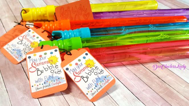 Summer Preschool Gift - Babbles